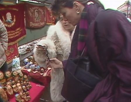 1992 NC Friendship Force Trip to Moscow Report #9 Black Market