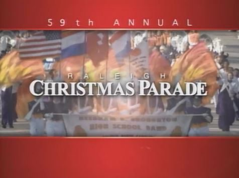 59th Annual Raleigh Christmas Parade 2003