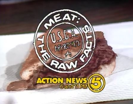 Action News 5 promo Meat Series (1977)