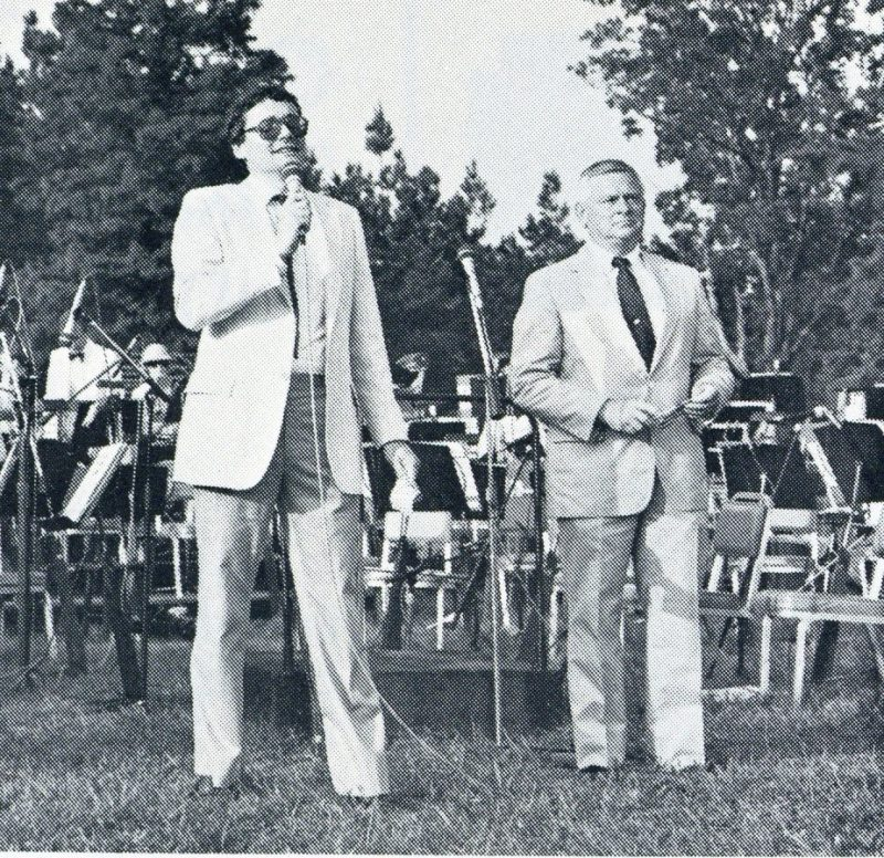 Bob Inskeep and the Mayor
