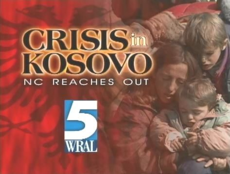 CRISIS in KOSOVO NC Reaches OUt