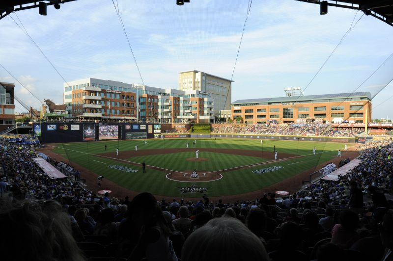 Durham Bulls Athletic Park 2014