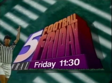 Football Friday with Tom Suiter promo 1992