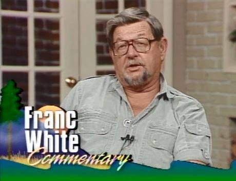 Franc White THE SOUTHERN SPORTSMAN Commentary 41