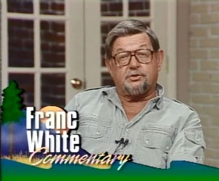 Franc White THE SOUTHERN SPORTSMAN Commentary 43