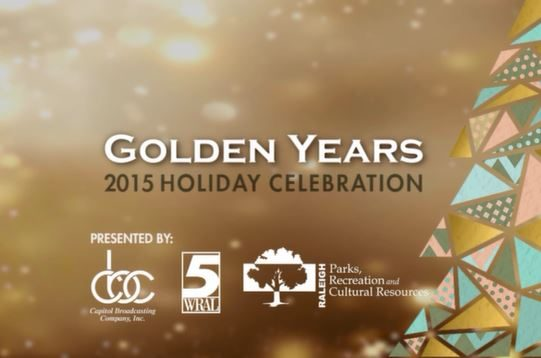 Golden Years 2015 Holiday Celebration