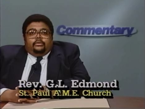 Guest Commentary by Rev. G.L. Edmond