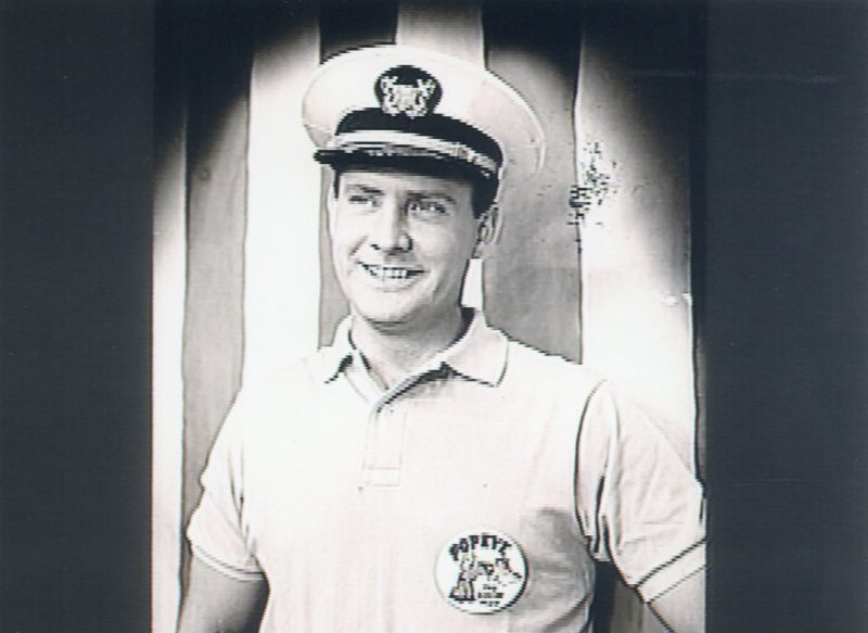Herb Marks as Capn 5