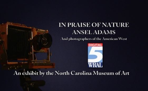 In Praise of Nature Ansel Adams photography documentary