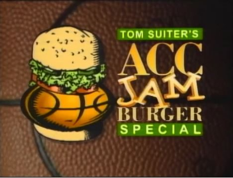 Jamburger sports promo with sports anchor Tom Suiter