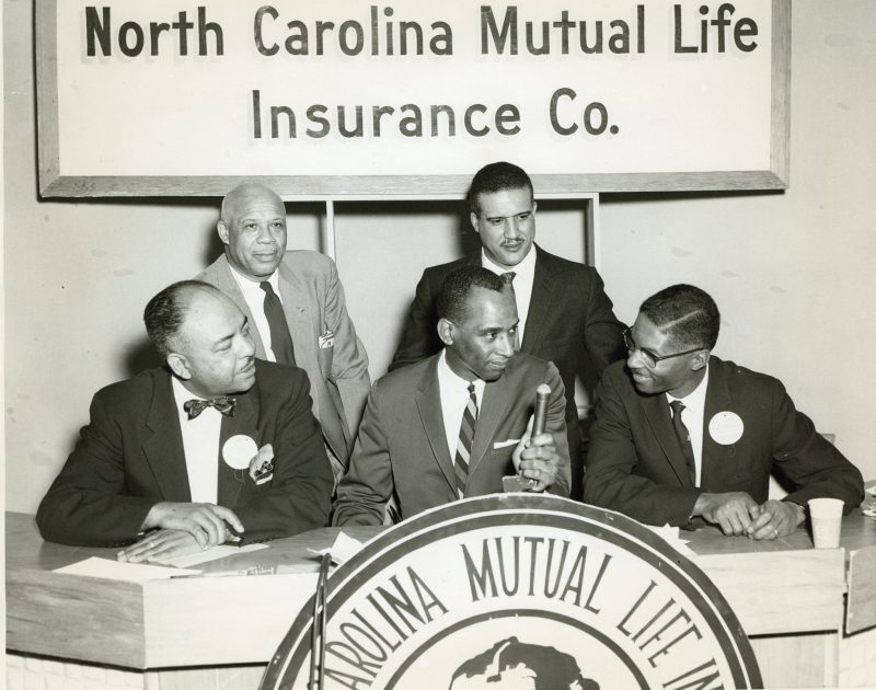 JD Lewis meets with insurance executives