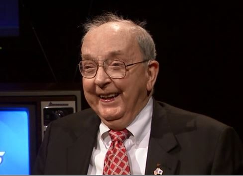 Jesse Helms former Executive VP of Capitol Broadcasting Company