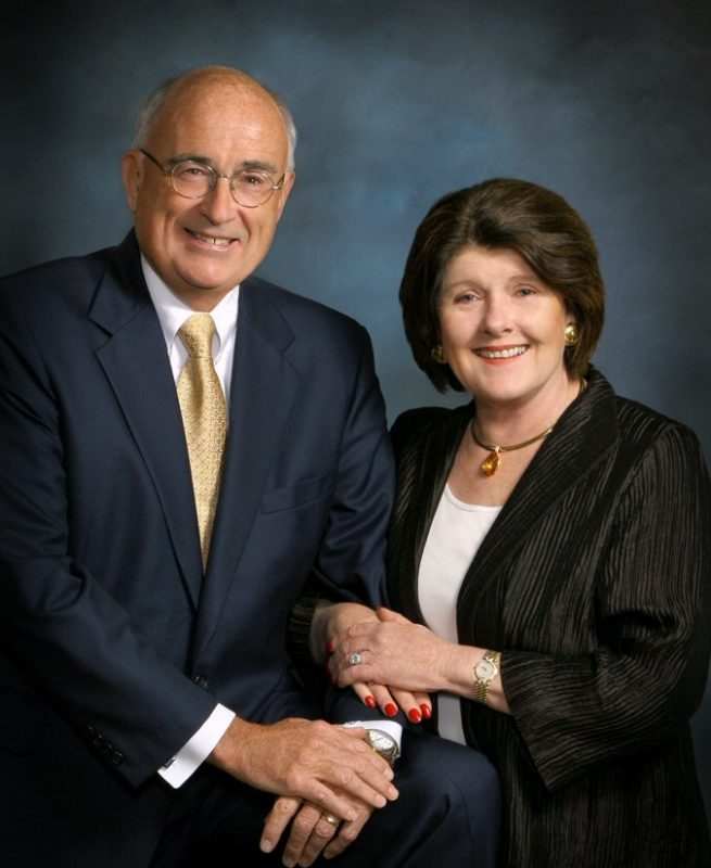Jim and Barbara Goodmon