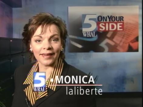 Monica Laliberte 5 On Your Side promo May 2002