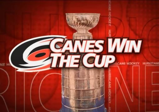 NHL Carolina Hurricanes Stanley Cup Victory Parade