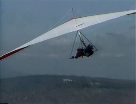 Sports Feature on Hang Gliding