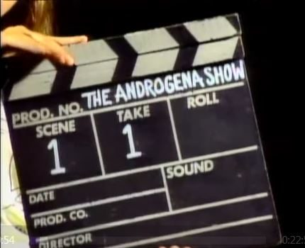 The Androgena Show