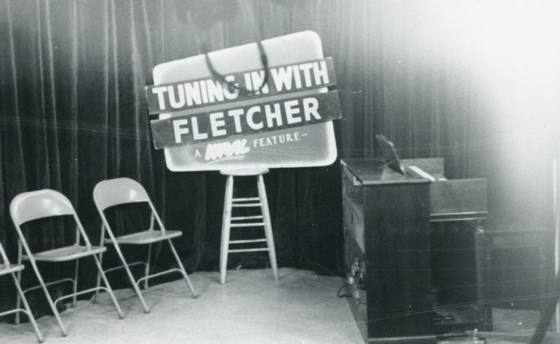 Tuning in with Fletcher set