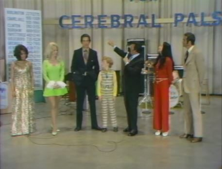 United Cerebral Palsy Telethon in Raleigh 1971