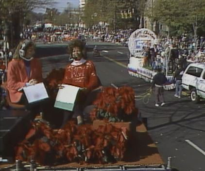 WRAL 49th Raleigh Christmas Parade 1993
