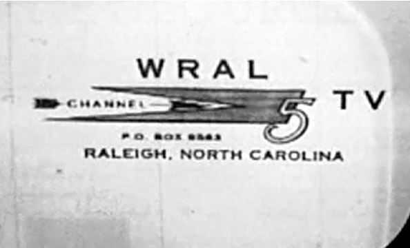 "WRAL 60th Anniversary ""The Early Years"" by The Tar Heel Traveler"