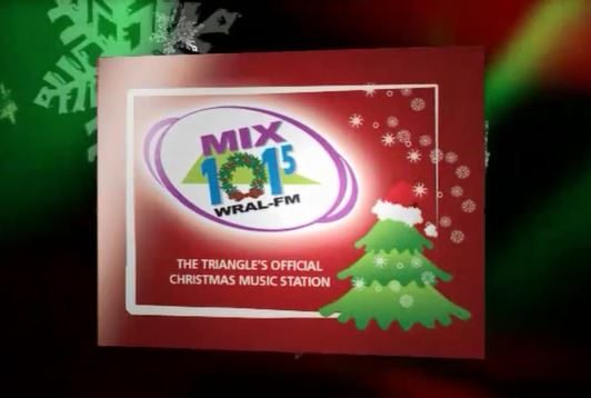 WRAL FM Official Christmas Music Station