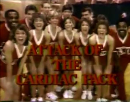 "WRAL presents ""Attack Of The Cardiac Pack"" NCSU 1983 Champs"