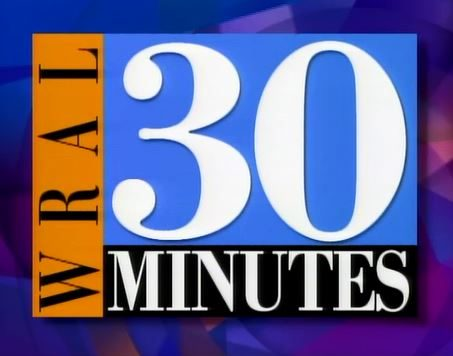 WRAL-TV 30 Minutes weekly program