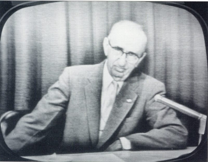 WRAL-TV is born – December 15, 1956