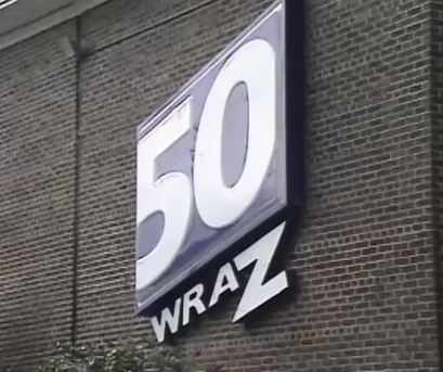 WRAZ 50 Goes On The Air